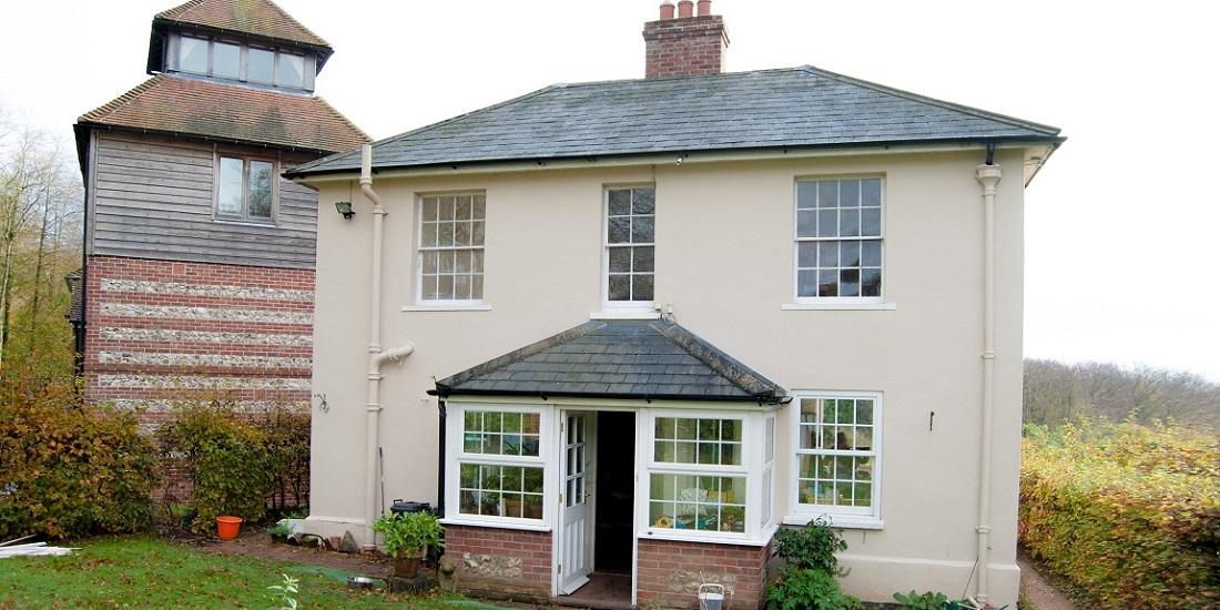 Sash Restoration Window Services In Dorset